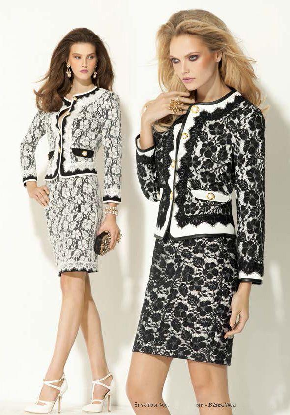 tailleurs femme habill s recherche google tailleurs gip pinterest tailleur femme. Black Bedroom Furniture Sets. Home Design Ideas