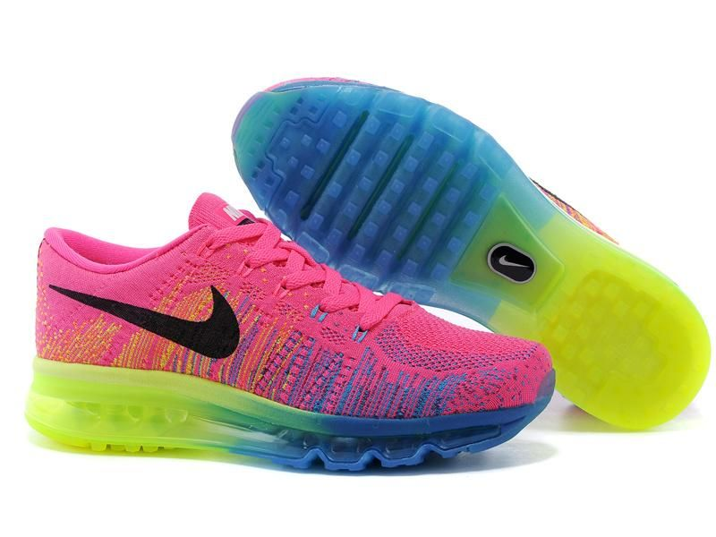 Nike Air Max Flyknit Vetements Femme Pas Cher