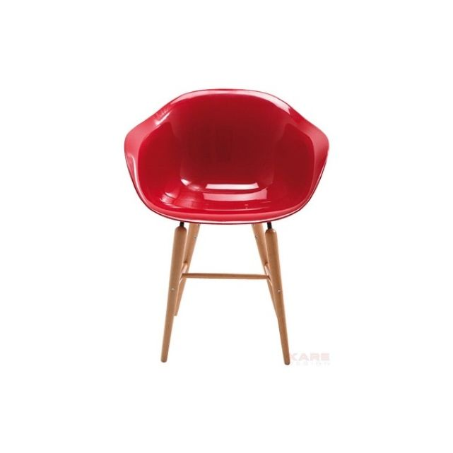 Fauteuil Forum Rouge Kare Design Kare Design Design Chaise avec