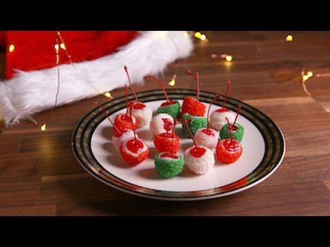 Holiday Cheery Bombs   Delish