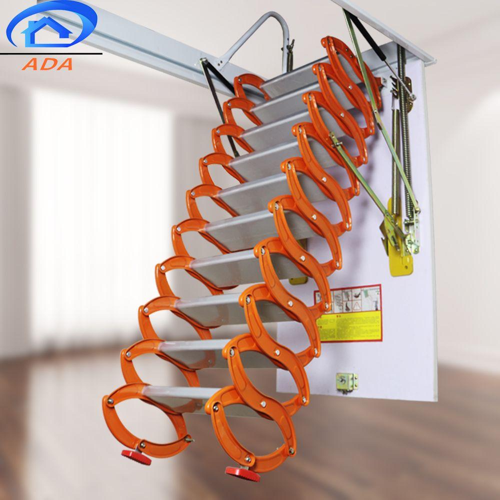 Loft Drop Down Ladder Portable Ladder Loft Ladder Attic Ladder