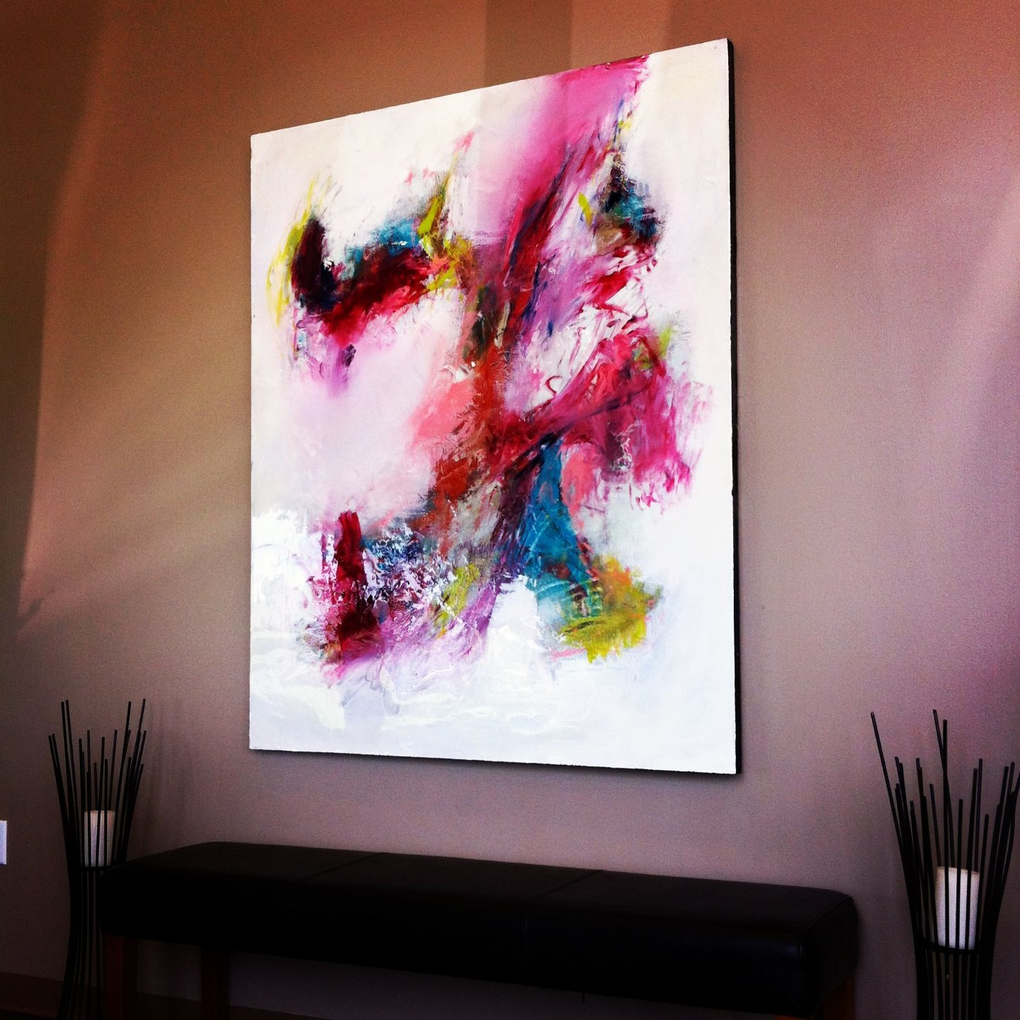 Brittany Lee Howard Art Abstract Painting Artist Decor Gallery