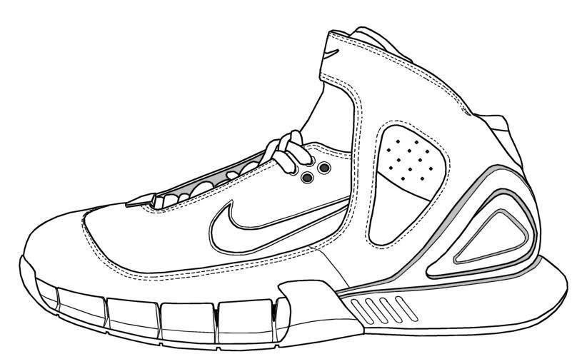 Coloring Kobe Pages Shoes 2020 Sneakers Wallpaper All White Coloring Kobe Pages Shoes 2020 Kobe Kobe Shoes Kobe Br Kobe Bryant Shoes Kobe Shoes Shoe Template