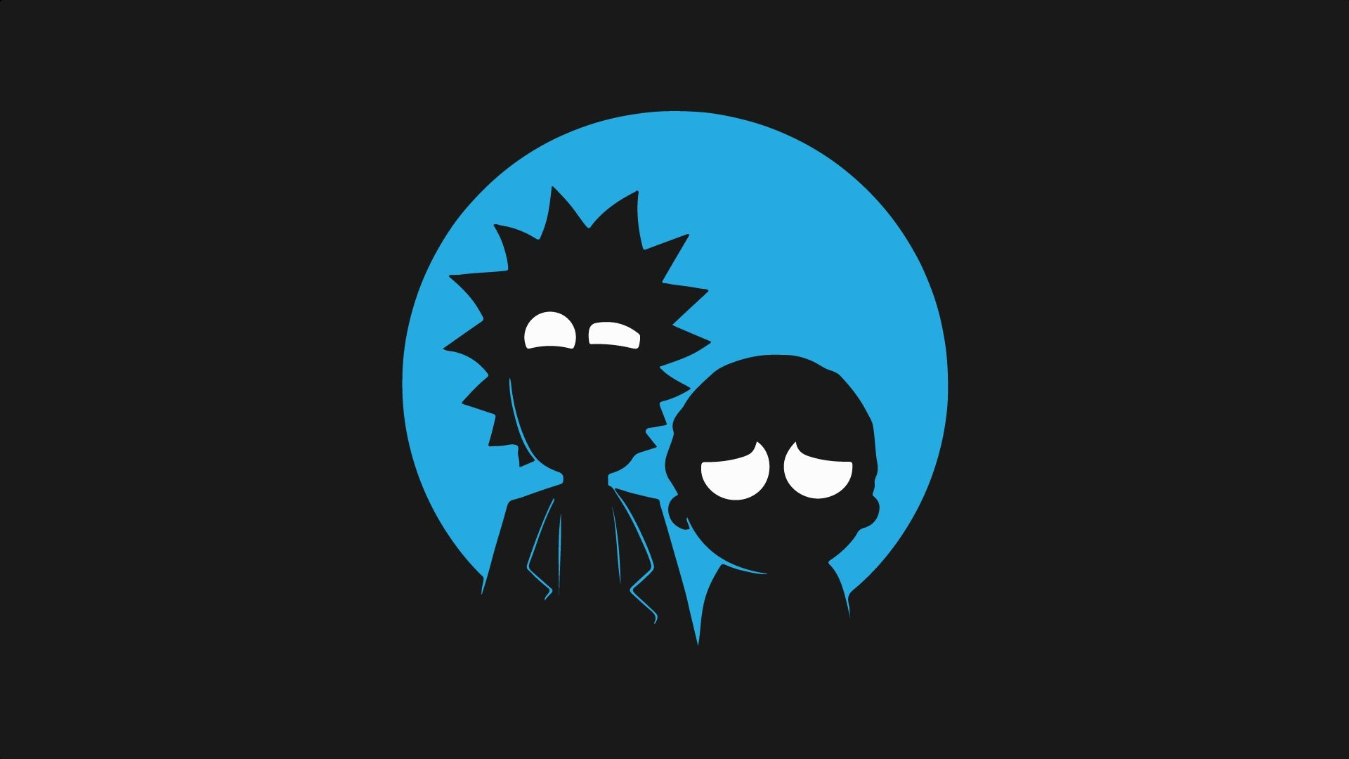 Rick And Morty Pc Wallpapers Album On Imgur Regarding The Rick And Morty Wallpaper Windows 10 Di 2020