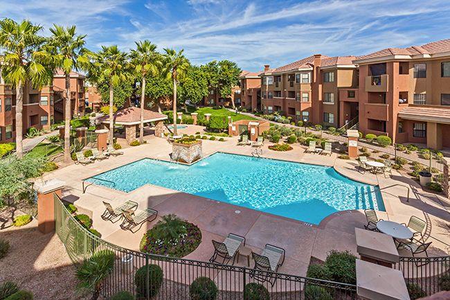 Cbre Sells Courtney Village Apartments For 45 5m Az Big Media Village Phoenix Real Estate Village Photos