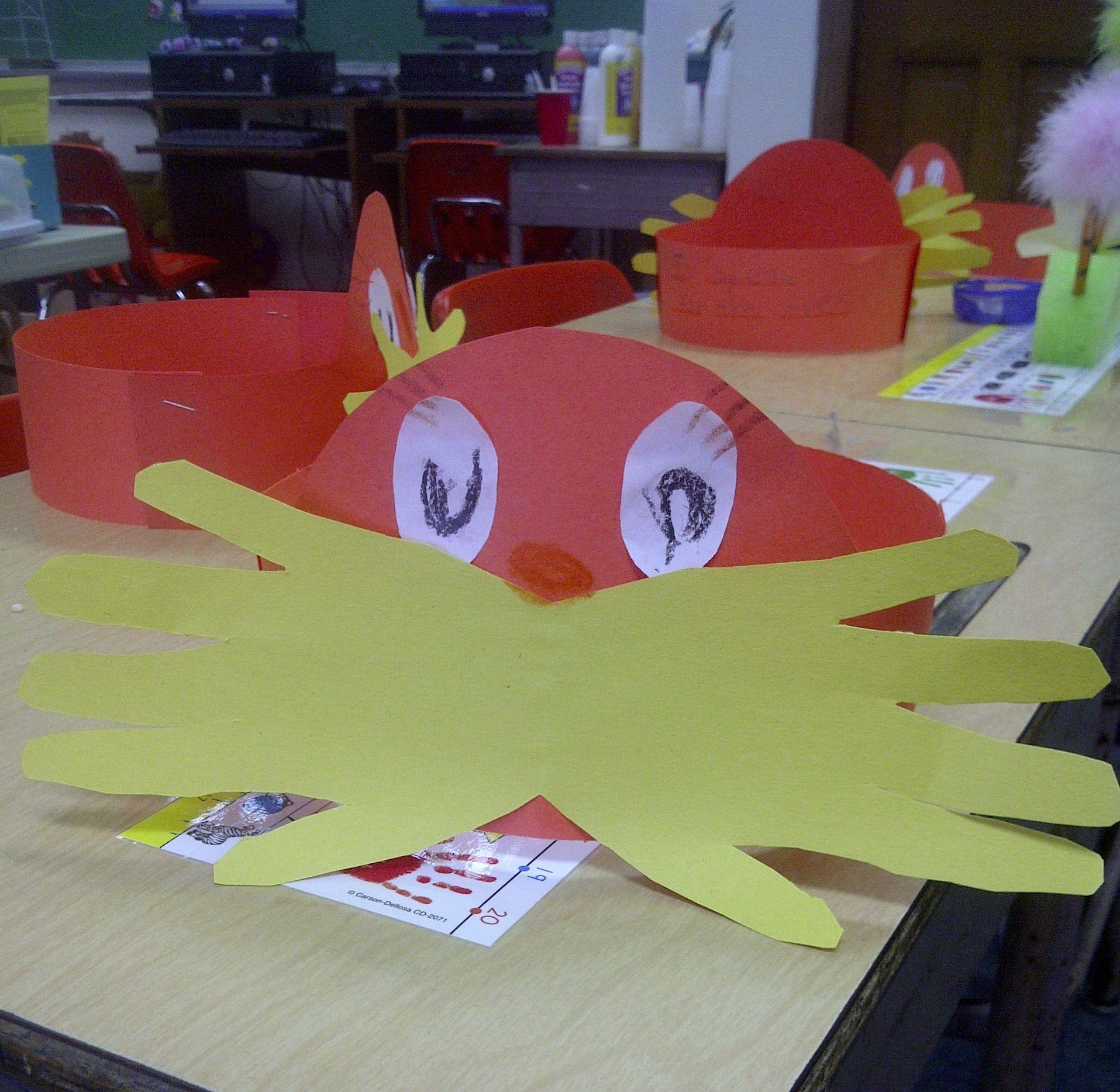 Lorax hatheadband classroom crafts pinterest yellow paper