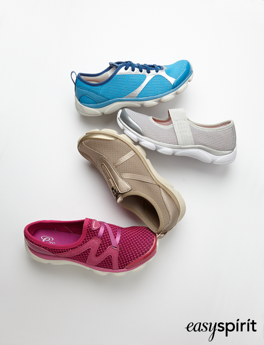 Meet the Karelly from our e360 Collection: the comfort of flexible shoes to fit every degree of your active lifestyle.