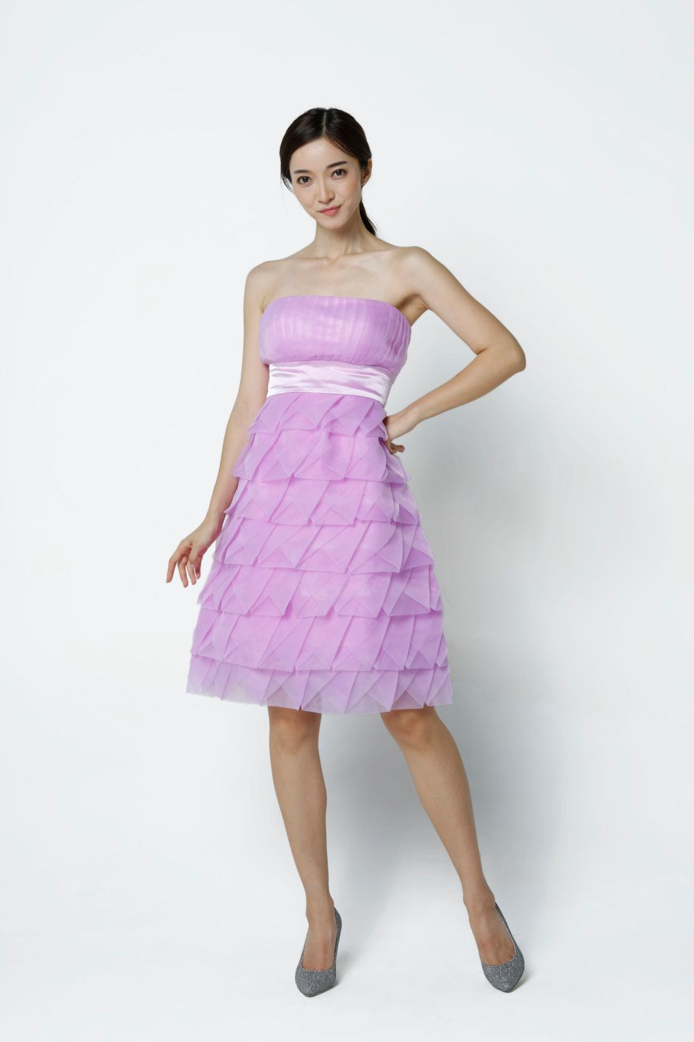 25130f7aef Light Purple And Silver Bridesmaid Dresses - Data Dynamic AG