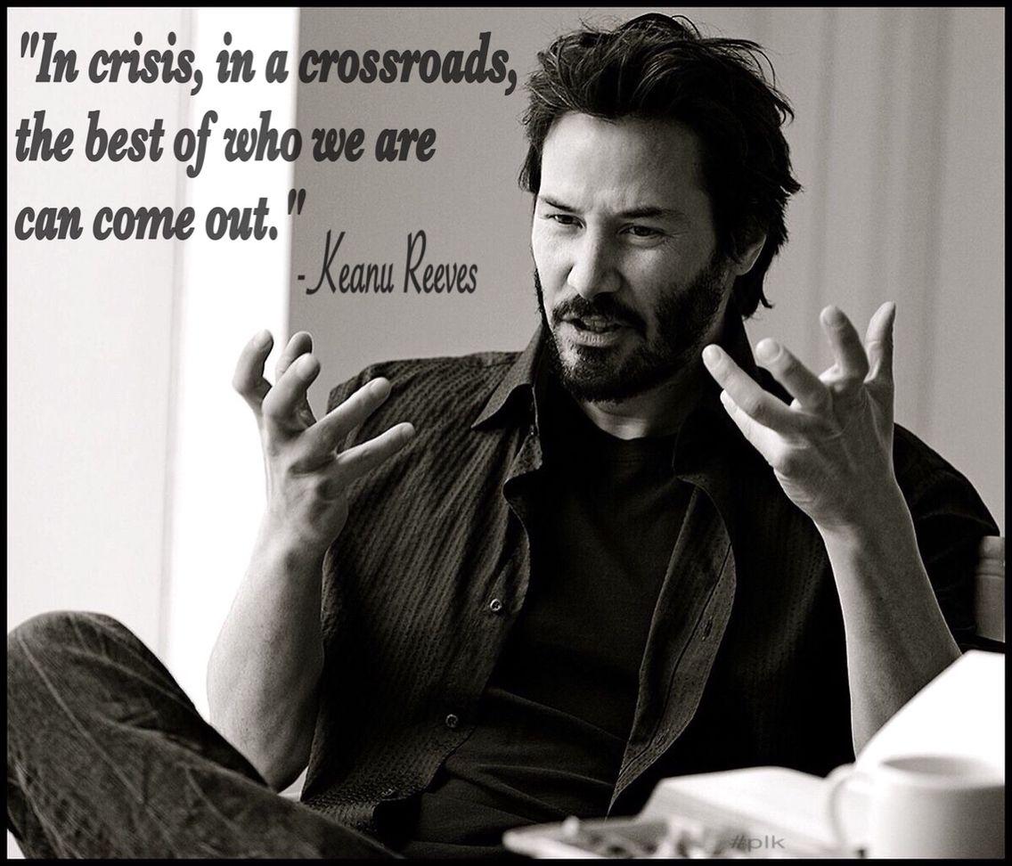 Keanu Reeves Quotes Peopleceleb Pinterest Keanu Reeves Keanu