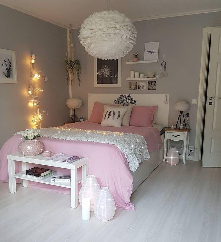 Teenager's Tumblr-Zimmer - #teen #Bedroom #tumblr #roominspo