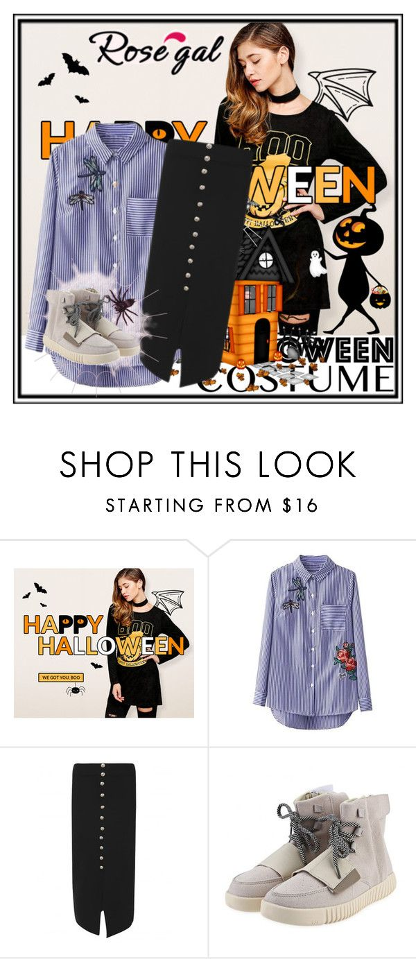 """""""Rosegal Halloween giveaway- $100 gift cards for you!!"""" by mary-turic ❤ liked on Polyvore"""