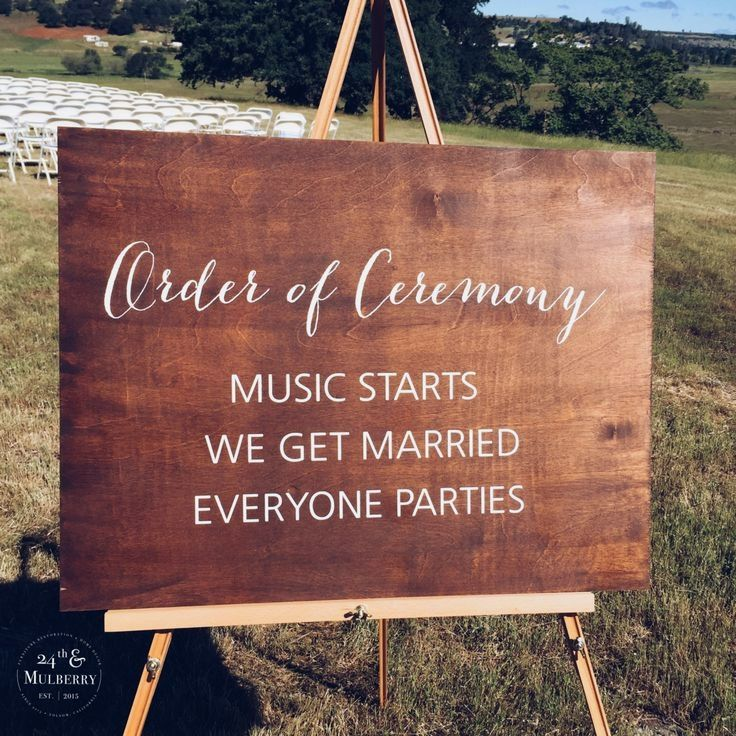 Wedding Ceremony. Picking Out A Place For Your Wedding Day