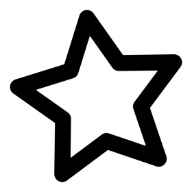 Overlay Pfp Icon Stars Star Icons Tumblr Aesthetic Black And White Hd Png Download Is Free Transparent Png Image To Explore More Bintang Png Putih