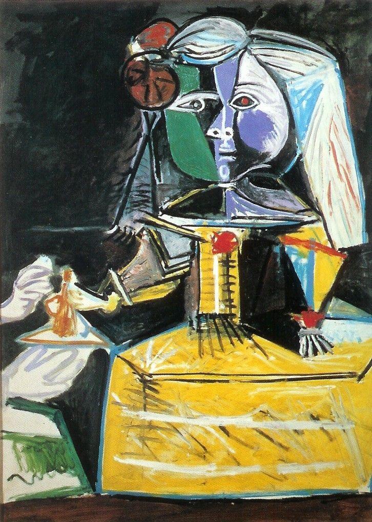 Pablo Picasso - Las Meninas III
