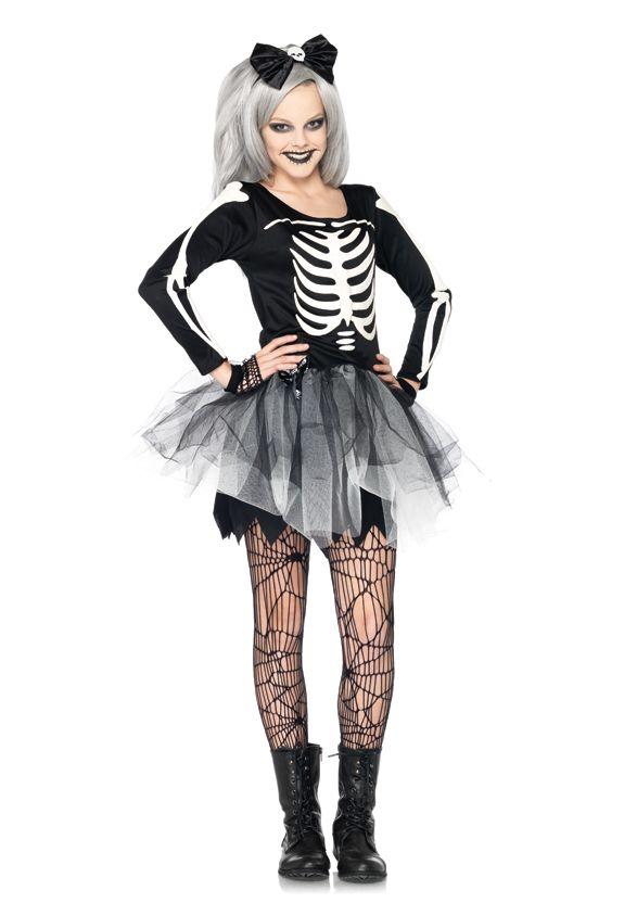 Sassy Skeleton Teen Costume Product # WC1j48067 It\u0027s not a - halloween girl costume ideas