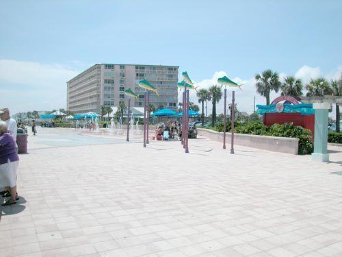 Sun Splash Park Beach Access Daytona