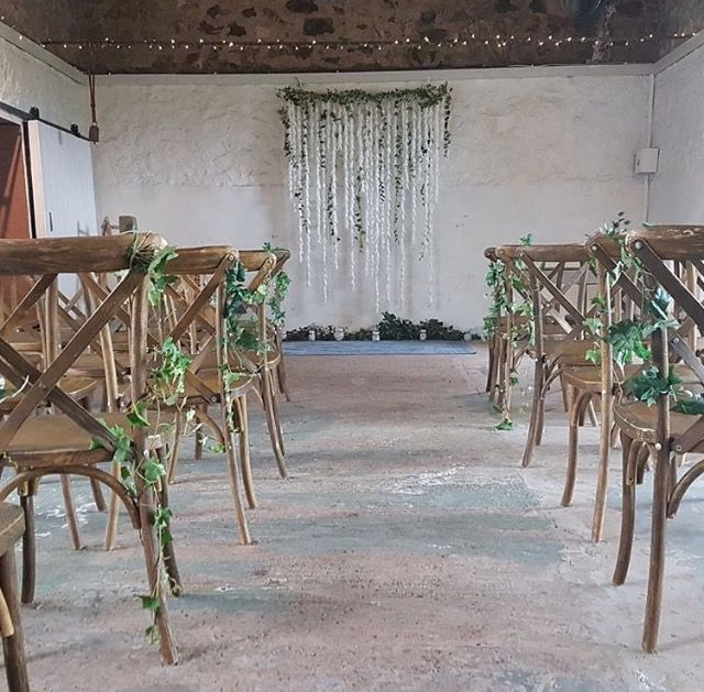 Wedding trend predictions 2018 cow shed crail scotland diy wedding wedding trend predictions 2018 cow shed crail scotland diy wedding venues solutioingenieria Image collections
