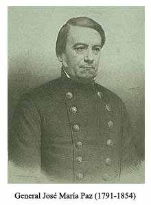 José María Paz y Haedo (Córdoba, Argentina; 9 de septiembre de 1791 – Buenos Aires el 22 de octubre de 1854) fue un… | Historia argentina, Juan el bautista, Militar