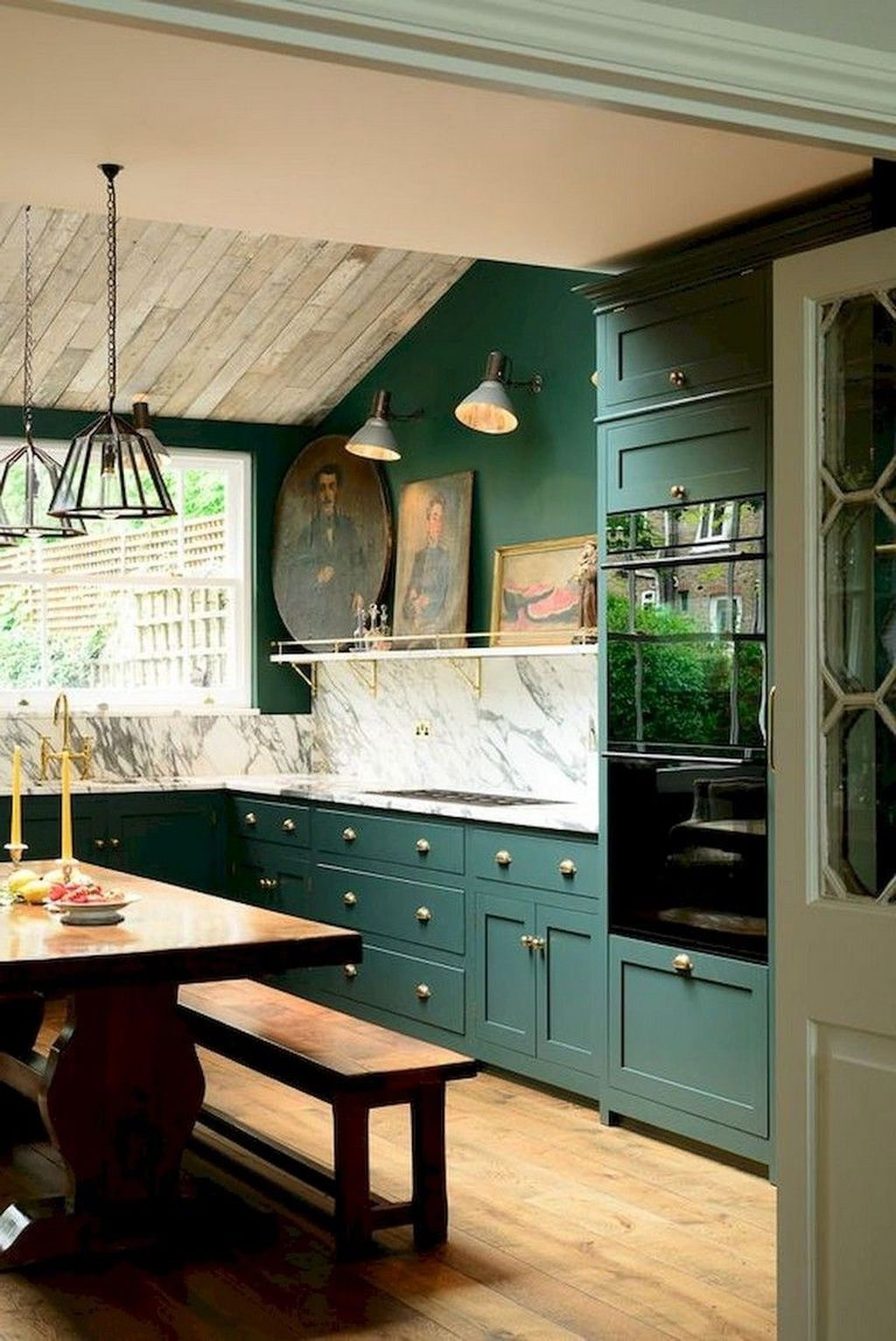 47 beautiful and cozy green kitchen ideas in 2020 rustic on the most beautiful kitchens ever id=89049