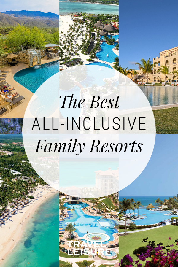 Cheap All Inclusive Family Vacation