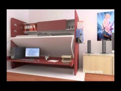 idea para camas y escritorios youtube
