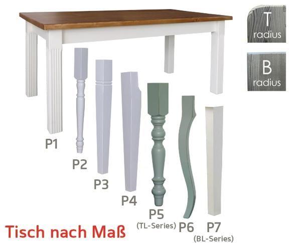 Gut Esstisch In Wunschmaßen U0026 Zum Verlängern Möglich   Esstische Landhausstil    Landhausmöbel   Produkte   Moebelhaus
