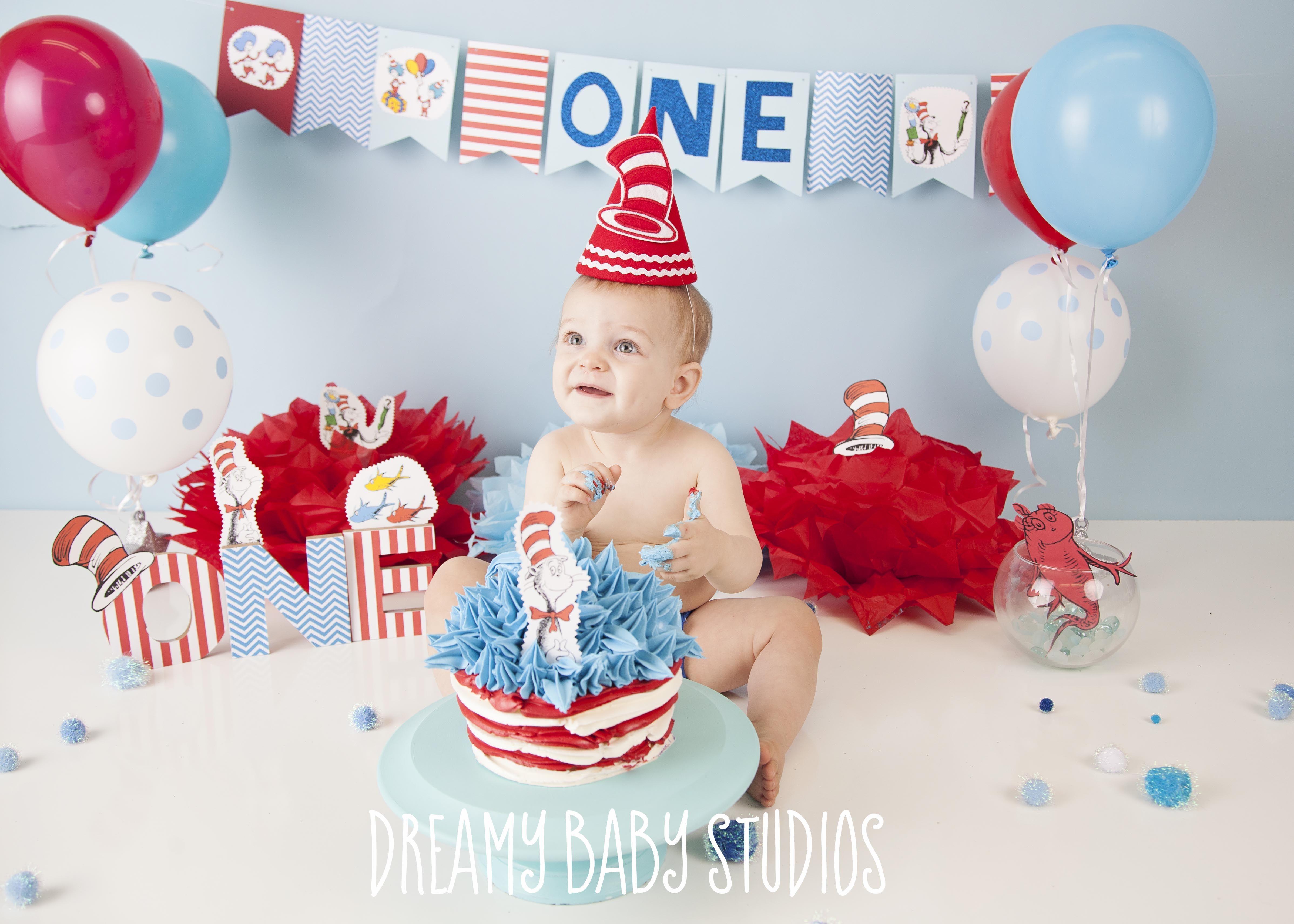 Cake Smash Rubber Ducky Hampton Roads Baby Photographer Virginia