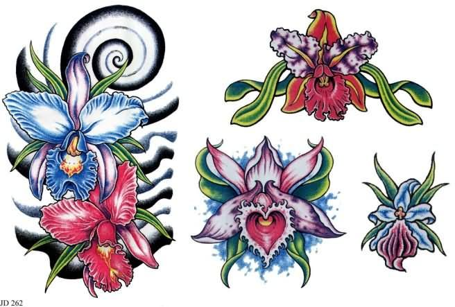 top pin cattleya orchid tattoo tattoo 39 s in lists for pinterest columbia cattleya flower tattoo. Black Bedroom Furniture Sets. Home Design Ideas