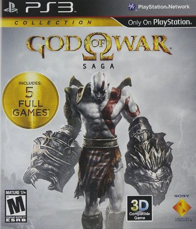 Buying God Of War Saga Dual Pack For Playstation 3 Game Online Gamelock God Of War Ps3 Games Classic Video Games