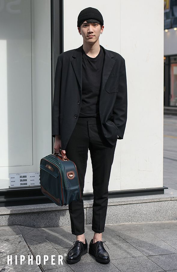 No geonwoo> Street Fashion | Hiphappeo | beginning of the street - Now…