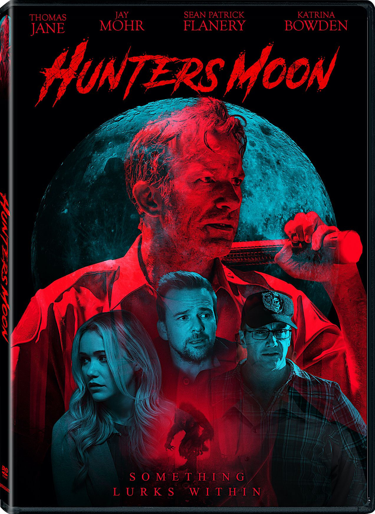 HUNTERS MOON DVD (LIONSGATE) in 2020 Thomas jane
