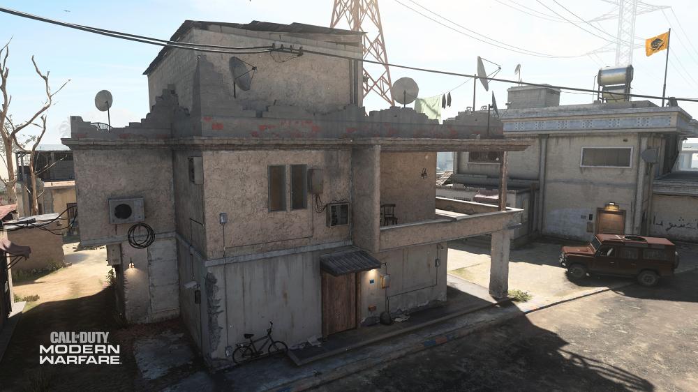 Modern Warfare Tactical Map Intel Khandor Hideout Modern Warfare Call Of Duty Warfare