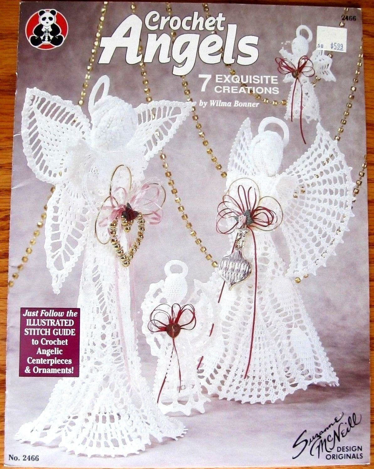 http://www.ebay.com/itm/CROCHET-ANGELS-7-EXQUISITE-CREATIONS-WITH ...