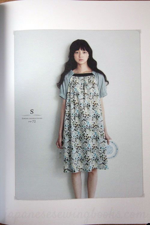 Japanese Dress Pattern Book Stylish Dress Book Simple Smocks Best Smock Dress Pattern