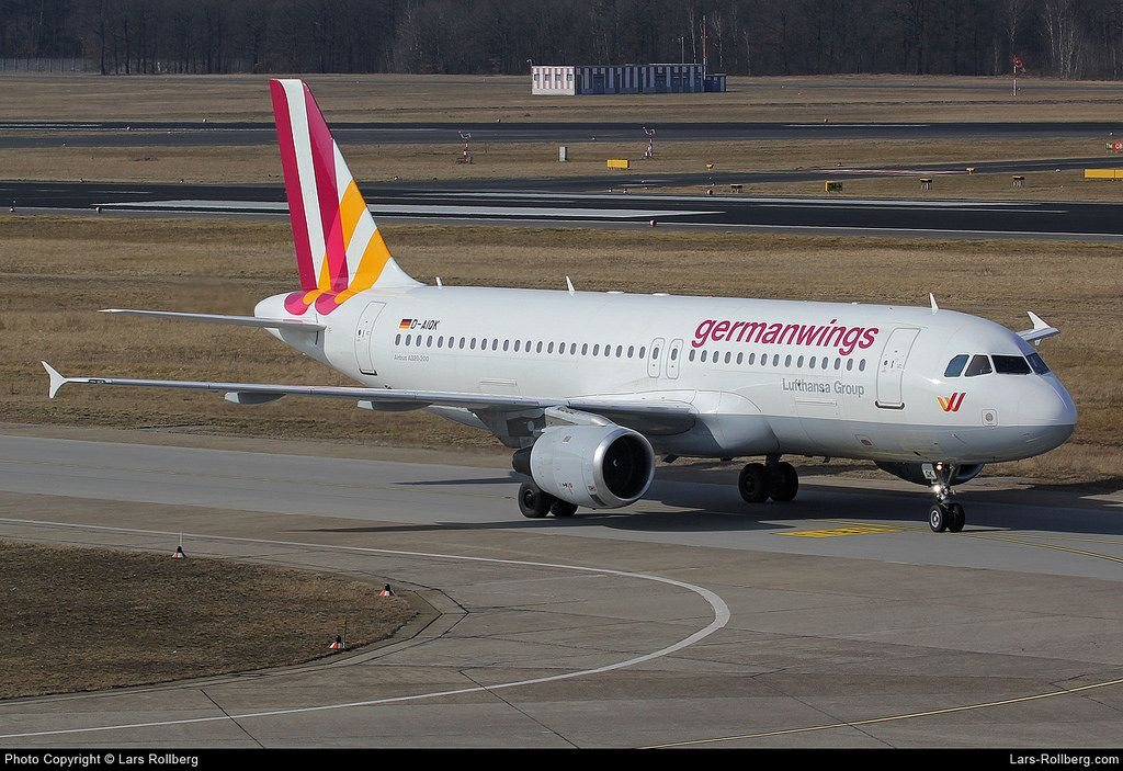 DAIQK, Germanwings, Airbus A320211, cn 218 Boeing 737