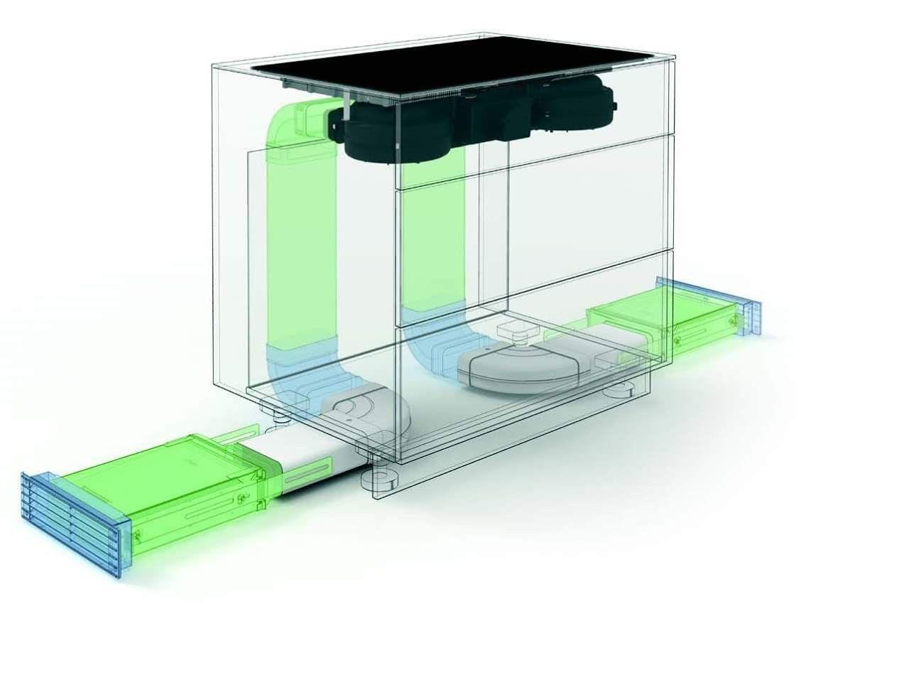 Dunstabzugshaube höhe über kochfeld mehr ergonomie in der küche