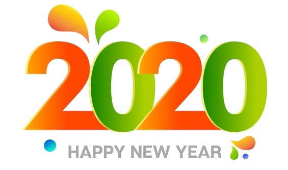 Happy New Year 2020 Png Pic Happy New Year Png Happy New Year Images Happy New Year Fireworks
