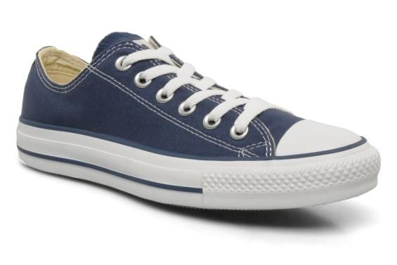 converse chuck taylor basse bleue