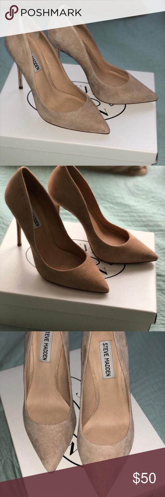 9931bb86a7a Steve Madden blush DAISIE heels Gorgeous Steve Madden DAISIE heels ...