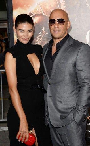 Vin Diesel His Longtime Girlfriend Paloma Jimenez Has Three Children Together Hania Riley Vincent Sinclair Baby Vin Diesel Wife Vin Diesel American Actors