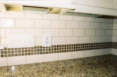 find this pin and more on kitchen ideas tiles kitchen backsplash on subway - Subway Tile Backsplash Ideas For The Kitchen