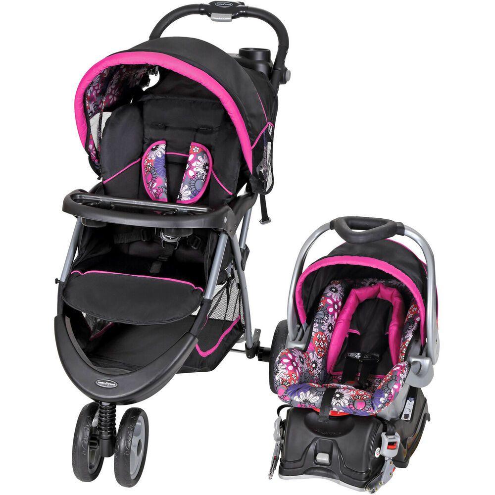 Baby Trend EZ Ride 5 Travel System Infant Toddler Stroller