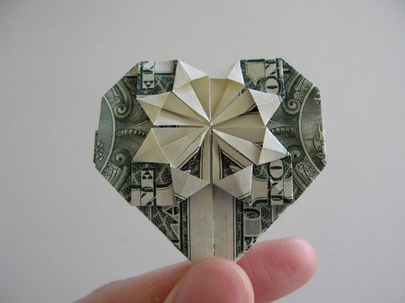 money heart origami quilling amp paper magic pinterest