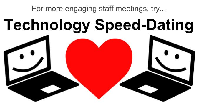 Speed dating meeting