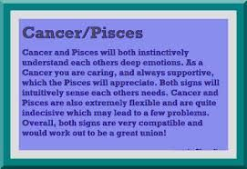 Cancer and pisces compatibility love