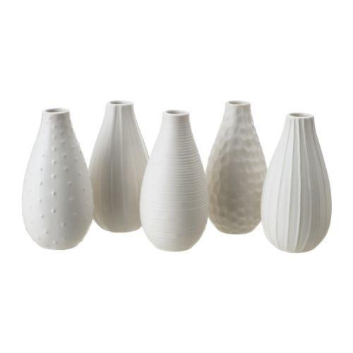 Small White Vase Home Ideas