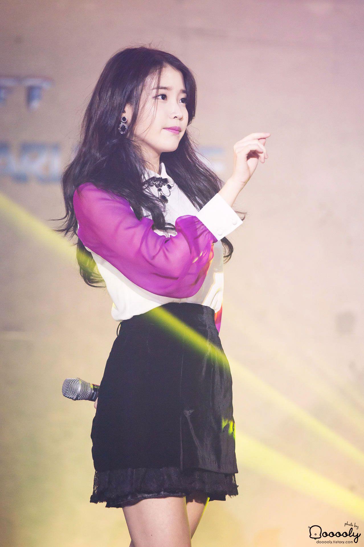 Iu Sbenu Starleague Finals Korean Idol Cute Korean Korean Singer