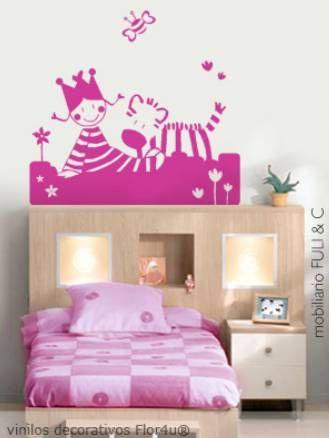Vinilo decorativo para ninas mi cuarto pinterest m s ideas sobre para ni os recamara y - Vinilos para habitacion nina ...