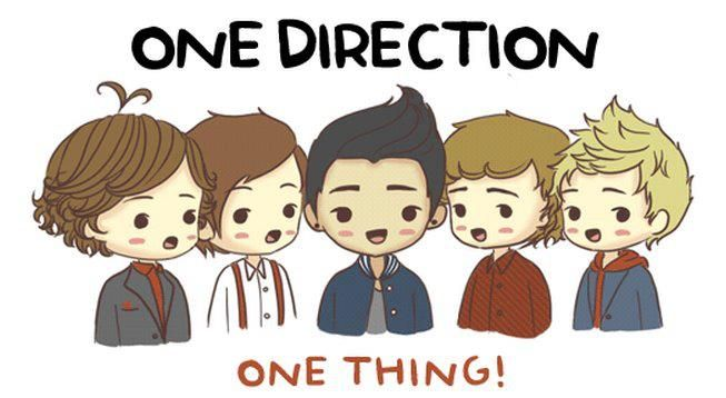 one direction caricatura - Buscar con Google | one direction ...
