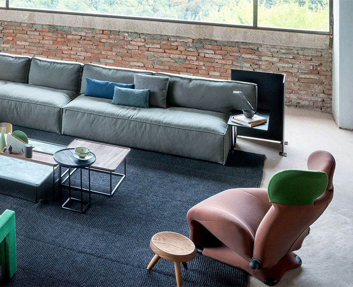 Color Outside The Lines Small Living Room Decorating Ideas: Living Room Trends, Designs And Ideas 2018 / 2019